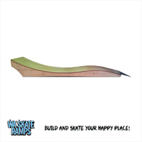 Bump To Jump - Skateboard Jump Ramp