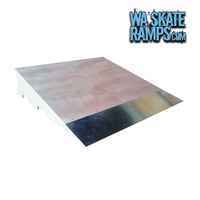 Wedge Ramp / Jump Ramp  4 Ft Wide