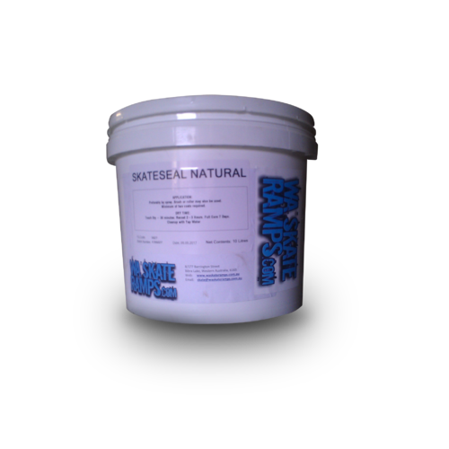 SkateSeal - Natural Finish (4 Litres)